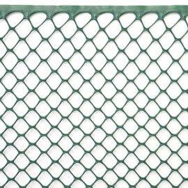 Сетка для растений Verdemax (Италия) 1x5 м рулон 15 мм шестиугольные отверстия, цвет-зеленый