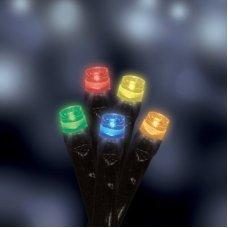 Гирлянда Luca Lighting (Голландия) мультицветная, 17.4 м