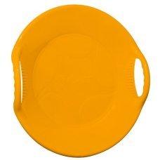 Зимние санки-диск Snower Танирык оранжевый