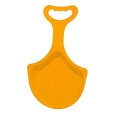 Зимние санки-лопата Snower Рыскалик оранжевый
