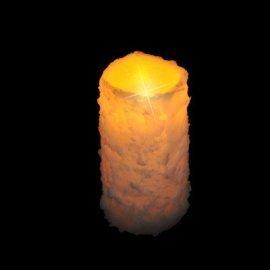 Декоративная свеча Luca Lighting (Голландия), белая