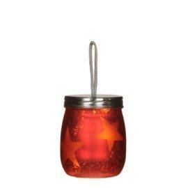 Декоративный светильник House of Seasons, красный