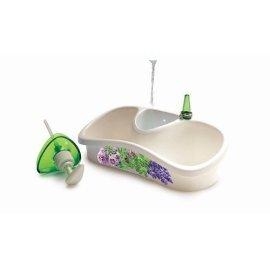 Кухонный аксессуар с емкостью для хранения и жидкого мыла Snips (Италия)