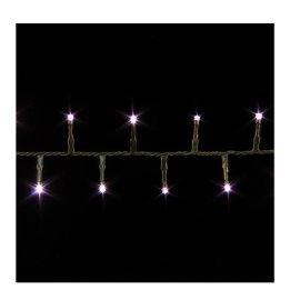 Гирлянда Luca Lighting (Голландия) сиреневая, 13.4 м