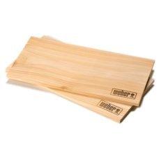 Кедровые доски для копчения Weber, 2 шт.
