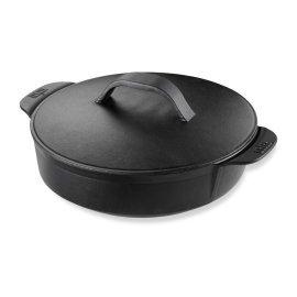Жаровня чугунная с крышкой Weber Gourmet BBQ System