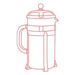 Френч-прессы для чая и кофе