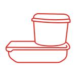 Контейнеры для хранения пищи