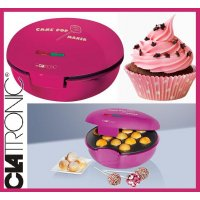 Аппарат для печенья Clatronic CPM 3529 Pink