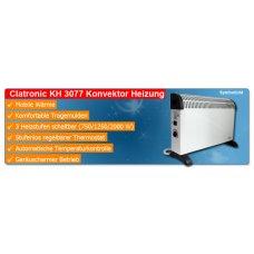 Калорифер (конвектор) Clatronic KH 3077