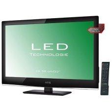 ЖК Телевизор+LED+DVBT AEG 2205 CTV