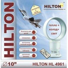 Вентилятор без лопастей на дистанционном управлении Hilton 4961