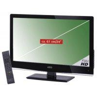 ЖК Телевизор+LED+DVBT AEG 2404 CTV