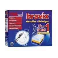 Таблетки для посудомоечных машин Bravix 5в1 700 шт (4000317150029)